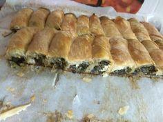 Στριφτή πίτα με σπανάκι,σέσκουλα και τυρί – Ζύμη Spanakopita, Snacks, Ethnic Recipes, Food, Appetizers, Essen, Meals, Yemek, Treats