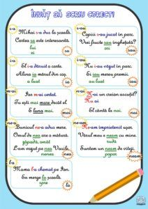 Învăț să scriu corect! Education Quotes, Kids Education, Visual Perceptual Activities, Romanian Language, Teacher Supplies, School Games, School Lessons, Worksheets For Kids, Stories For Kids