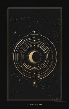 #moon  #spiritual Circle Drawing, Circle Painting, Star Painting, Moon Drawing, How To Dance, La Dance, Moon Dance, Moon Design, Spiritual Wallpaper