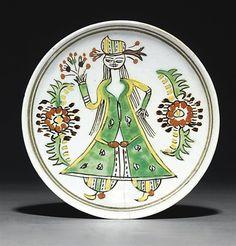 A KUTAHYA SAUCER DISH OTTOMAN ANATOLIA, 18TH CENTURY Turkish Tiles, Turkish Art, Portuguese Tiles, Moroccan Tiles, Islamic Art Pattern, Pattern Art, Ceramic Design, Ceramic Art, Slab Pottery