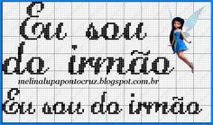 Detalhes que Encantam: Frases em Ponto Cruz