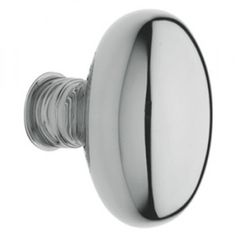 absolutely love egg-shaped door knobs