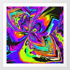 Contorsion Art Print by David  Gough - $15.00