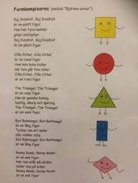 lek med geometriska former Math Activities, Preschool Activities, Learn Swedish, Swedish Language, Math Measurement, Montessori Materials, Classroom Inspiration, Math For Kids, Worksheets For Kids