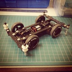 Speed Car MS Pro Chassis V2.0