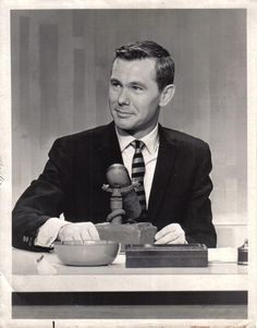 Johnny Carson. The King.