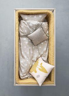 ELLE Decorations bloggare Volang-Linda har hittat en favorit i höstkollektions-djungeln när det kommer till inredning för barnrummet!  Det är Ferm Livings höstkollektion som inspirerat Linda....
