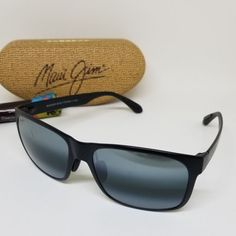 96ebdfc5d37db7 MAUI JIM 432-2M SUNGLASSES BEAUTIFUL DESIGN AUTHENTIC (B921)  fashion   clothing  shoes  accessories  womensaccessories   sunglassessunglassesaccessories ...