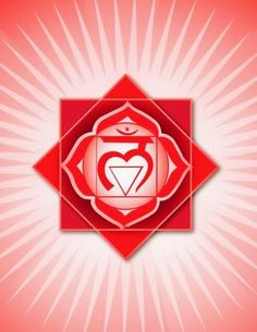 Chakras (Root) Located at the base of the spine (Cervix). The last, and slowest, spinning Chakra. The Root Chakra horns over the security and grounding of your energies. Sn~ this chakra is associated. 3 Chakra, Chakra Raiz, Muladhara Chakra, Crown Chakra, Chakra Chart, Heart Chakra, Chakras Reiki, Les Chakras, Chakra Symbole