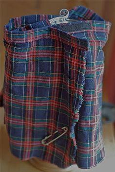 How to make a kilt dress up clothes for kids jessicalynette com