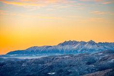 Poranek na Mogielicy, część pierwsza [GALERIA] | Góry i ludzie