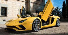 Lamborghini Aventador S S Coupé - Lifestyle NWS