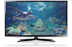 Samsung UE55ES6300 138 cm (55 Zoll) 3D-LED-Backlight-Fernseher, Energieeffizienzklasse A+ (Full-HD, 200Hz CMR, DVB-T/C/S2) schwarz