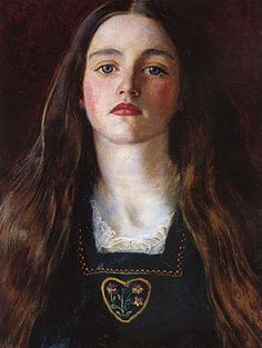John Edward Millais | John Everett Millais, Sophie Grey