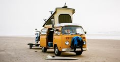 James Barkman is a photographer, van dweller, thrill seeker and a life enthusiast who has been calling the road home for the last couple of years. Bus Camper, Camper Life, Campers, Volkswagen Bus, Vw T1, Pop Up Shop, Vw Camping, Combi Vw, Bus Life