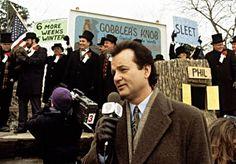 Groundhog Day - Bill Murray