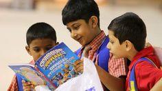 Sharjah festival in April to inspire kids to read - Khaleej Times