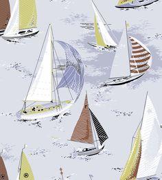 Marstrand Wallpaper by Borastapeter | Jane Clayton