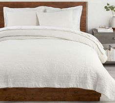 NEW Pottery Barn Teen Amelia Tencel Quilt Sham Euro 26 in X 26 in Sealed