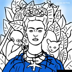 10 beautiful Frida Kahlo GIFs   Art & Culture   HUNGER TV