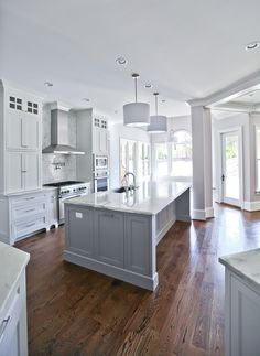 Our latest new construction home just closed in Brookhaven. Check out this kitchen Renovation Design, House, Home Projects, Home, Custom Homes, Design Build Firm, New Homes, Construction Renovation, Home Builders