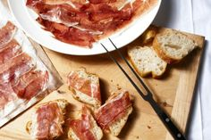 Jamón It Up, Legitimately -  Now we can get Spain's most swooned-over pork stateside—and know it's the real thing