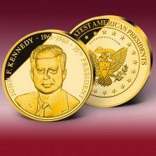 """Pamětní ražba """"John F. Coins"""