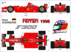 Michael Schumacher's F300