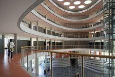 The Wedge / CPH Business School / Copenhagen / Denmark