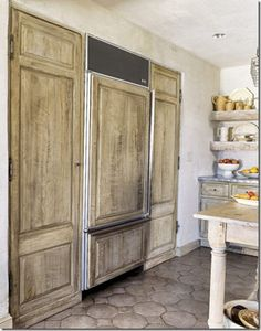 7. Integrated Refrigeration