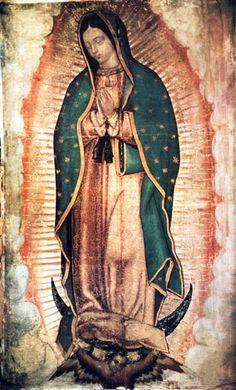 Santísima Virgen de Guadalupe