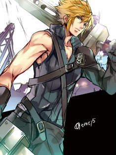 Cloud - Final Fantasy VII