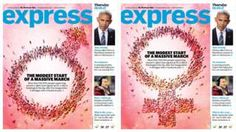 Washington Post Express 'embarrassment' over gender symbol mix-up