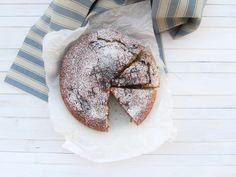 Oggi prepariamo insieme una vera delizia:una Torta alla Nutella in padella.Un dolce perfetto per la colazione e la merenda