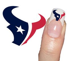 60 Houston Texans Decal sticker Beauty Tattoo by Tarlidada, $4.00