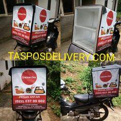 Tas delivery makanan bermanfaat untuk membantu proses delivery produk apa saja