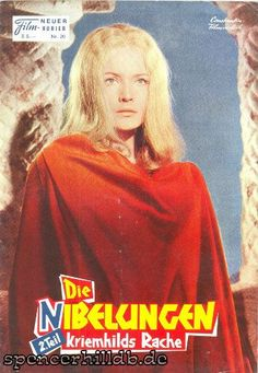 Promo - Die Nibelungen - 2. Teil - Kriemhilds Rache - Bud Spencer / Terence Hill - Datenbank