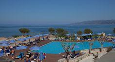 #Greece #Crete My Adventure Book, Steam Bath, Heraklion, Beach Hotels, Greek Islands, Wonders Of The World, Swimming Pools, Greece, Dolores Park
