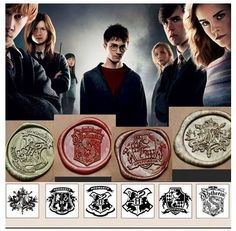 Cheap fan movies, Buy Quality fan sound directly from China fan floor Suppliers: R) Harry Potter Wax Seal stamp Hogwarts Crest Gryffindor Slytherin Malfoy house LOGO sealing wax stamp high quality fan gift Harry Potter Gifts, Harry Potter Hogwarts, Scrapbooking, Diy Scrapbook, Price Of Stamps, School Badges, Hogwarts Crest, Stickers, Printmaking