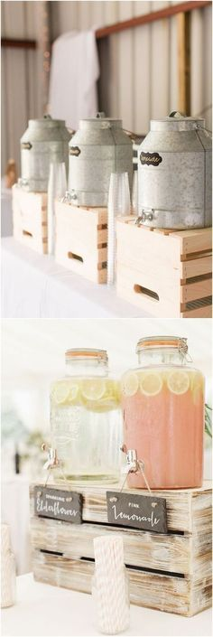 Rustic country farm wedding ideas / http://www.deerpearlflowers.com/gorgeous-ideas-for-country-farm-wedding/2/ #weddingideas