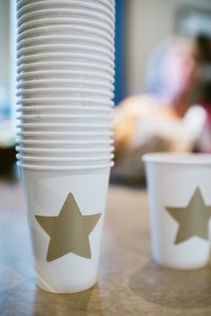 Wish Upon A Star Themed Baby Shower via Kara's Party Ideas KarasPartyIdeas.com #starparty #wishuponastar #starbabyshower (38)