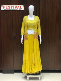 Choli Dress, Facetime, High Neck Dress, Dresses With Sleeves, Saree, Gowns, Live, Long Sleeve, House