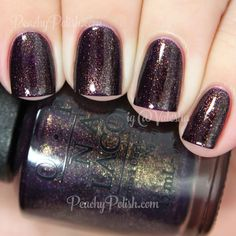 OPI First Class Desires | Holiday 2014 Gwen Stefani Collection | Peachy Polish