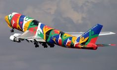 South African Airways Boeing 747-300 Ndizani