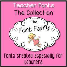 EDUCASONG : Bundle Of More Free Fonts