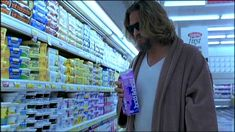 The Dude Abides. Jeff Bridges in the Big Lebowski Jeff Bridges, Bunny Lebowski, Dudeism, Coen Brothers, What Makes A Man, Film Images, The Big Lebowski, Drinking Games, The Rev