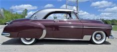 Pick of the Day: 1950 Chevrolet Styleline hardtop resto mod