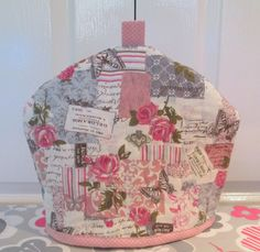 Cottage Chic Tea Cozy Country Cottage Style by AwfyBrawJewellery