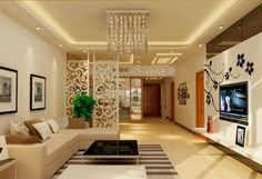 Cele mai frumoase livinguri decorate in nuante de maro si bej Interior Garden, Interior Walls, Best Interior, Indian Interior Design, Interior Design Courses, Interior Designers In Hyderabad, Top Interior Designers, Goods Home Furnishings, Indian Interiors