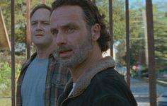 """The walking dead, season 6, episode 15 """"East"""""""